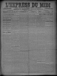 18 Janvier 1908 - Bibliothèque de Toulouse