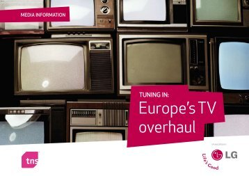 Europe's TV overhaul - invidis