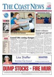 The Coast News, Oct. 12, 2012