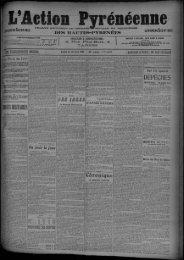 24 octobre 1910 - Bibliothèque de Toulouse