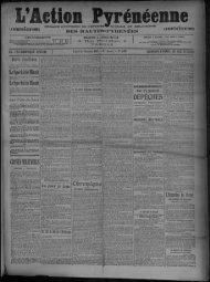 18 octobre 1909 - Bibliothèque de Toulouse