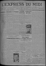 16 août 1927 - Bibliothèque de Toulouse