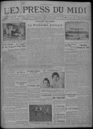 16 mai 1929 - Bibliothèque de Toulouse