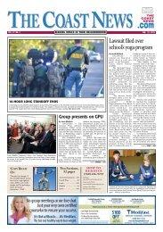 The Coast News, Feb. 22, 2013