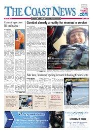 The Coast News, Feb. 1, 2013
