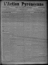 Jeudi 9 Septembre 1909 - Bibliothèque de Toulouse