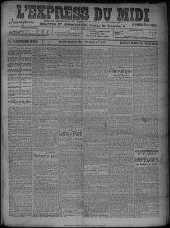 16 septembre 1909 - Bibliothèque de Toulouse