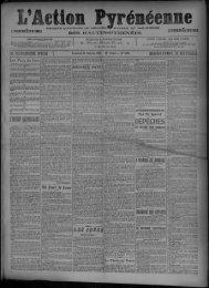 22 Octobre 1909 - Bibliothèque de Toulouse