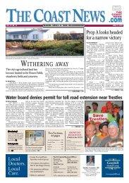 The Coast News, June 21, 2013
