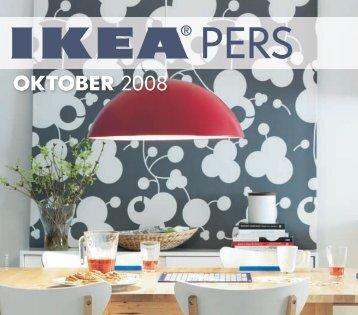 Persboekje oktober 2008 - Ikea