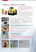 Leica Rugby 200 El láser para la construcción Resistente dentro y ... - Page 2