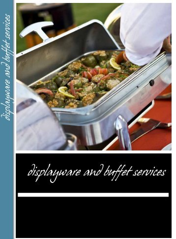 Displayware and Buffetware