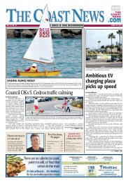 The Coast News, April 19, 2013