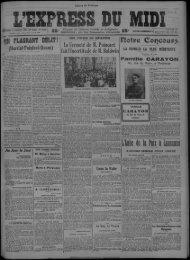 18 juillet 1923 - Bibliothèque de Toulouse