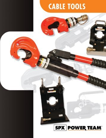 Cable Tools - Power Team