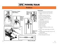 pullers - Power Team