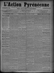 11 février 1910 - Bibliothèque de Toulouse