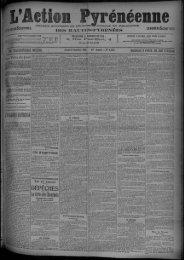 13 octobre 1910 - Bibliothèque de Toulouse