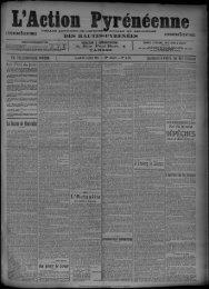18 juillet 1910 - Bibliothèque de Toulouse