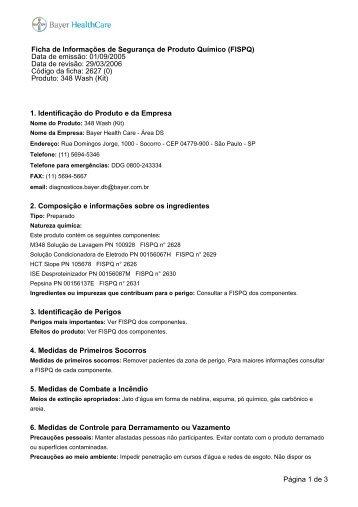 348 Wash (Kit).pdf - Proteção Ambiental Bayer