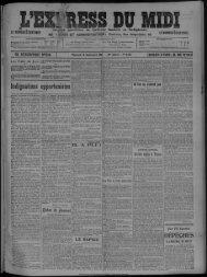 15 septembre 1911 - Bibliothèque de Toulouse