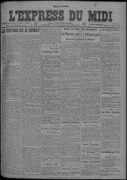 16 août 1924 - Bibliothèque de Toulouse