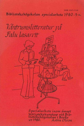 1980 nr 9.pdf - BADA - Högskolan i Borås