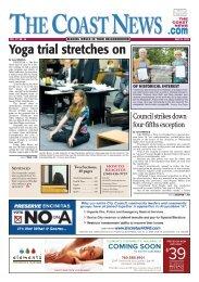 The Coast News, May 24, 2013