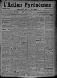 20 juillet 1910 - Bibliothèque de Toulouse