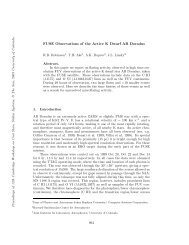 FUSE Observations of the Active K Dwarf AB Doradus