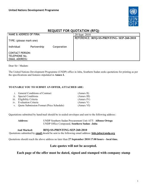Request For Quotation Template from img.yumpu.com