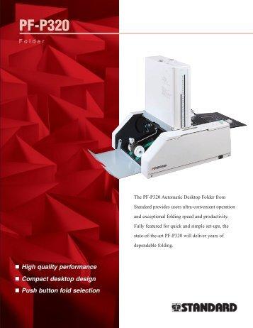 PF-P320 - Tap The Web