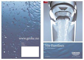 Nye Eurolines www.grohe.no