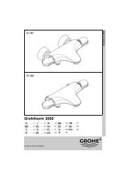 Grohtherm 3000
