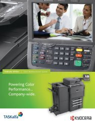 Powering Color Performance... Company-wide. - Tap The Web