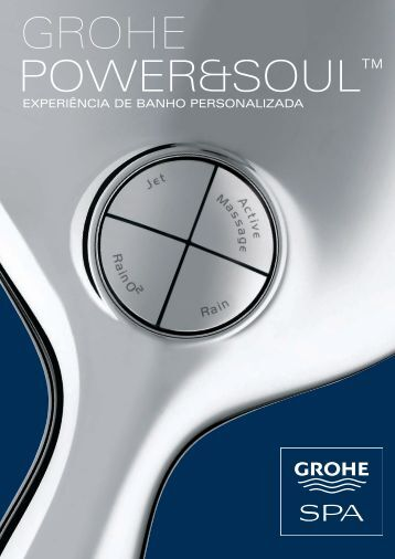 GROHE Power&Soul™
