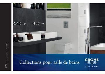Collections pour salle de bains