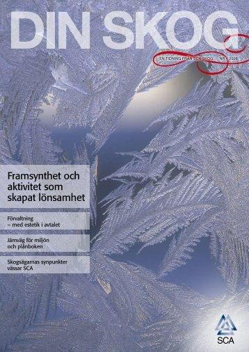 Din Skog 4/2008 - SCA