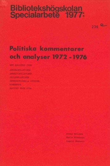 1977 nr 236.pdf - BADA - Högskolan i Borås