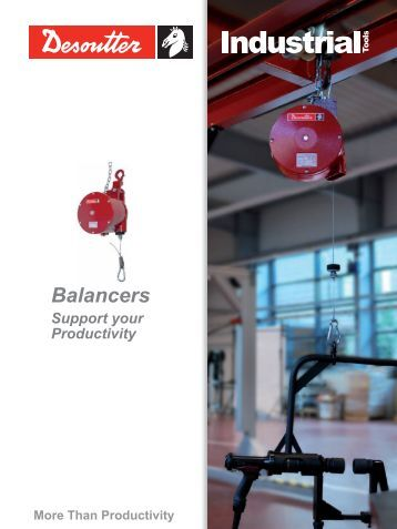 Balancers - Desoutter Tools Mobile Catalogue