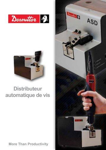 Distributeur automatique de vis