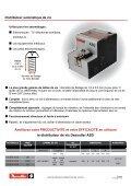 Distributeur automatique de vis - Page 2