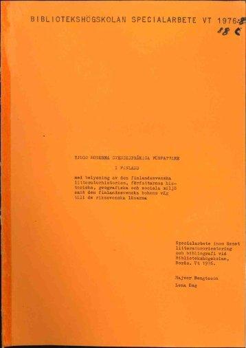 1976 nr 88.pdf - BADA - Högskolan i Borås