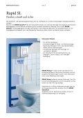 GROHE Sanitär Systeme - Seite 6