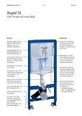 GROHE Sanitär Systeme - Seite 7