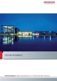 Flyer Honda Akademie 1109-final