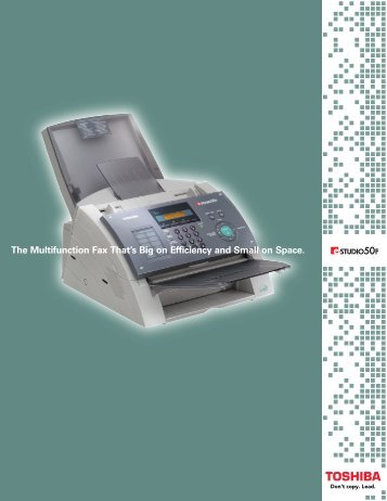 View Specs - Fax Machines & Laser Printers | Austin, TX