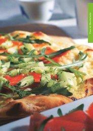 Pizza mit Räucherlachs - Gaggenau-genusswelt.de