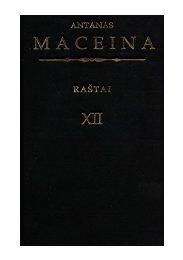 XII - Maceina.lt