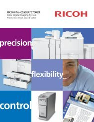 Kyocera TASKalfa 250ci Brochure - Document Solutions USA